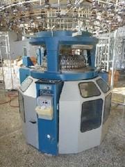Промышленные кругловязальные машины MAYER,  ORIZIO,  PASOTTI